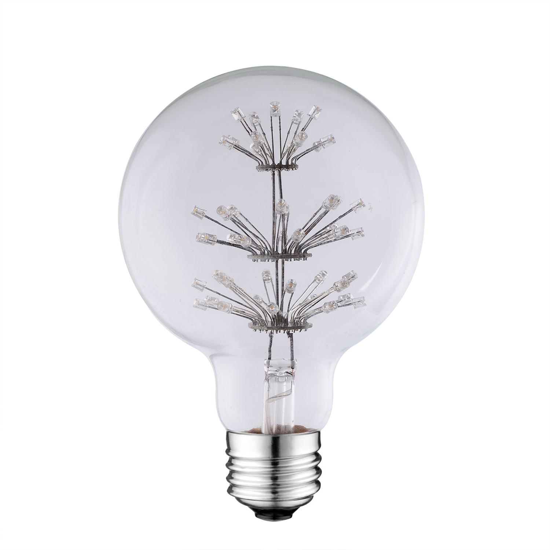 G95 Star LED Retro edison E27 globe bulb