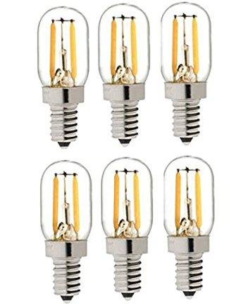 T22 Filament LED Cooker Hood Bulbs
