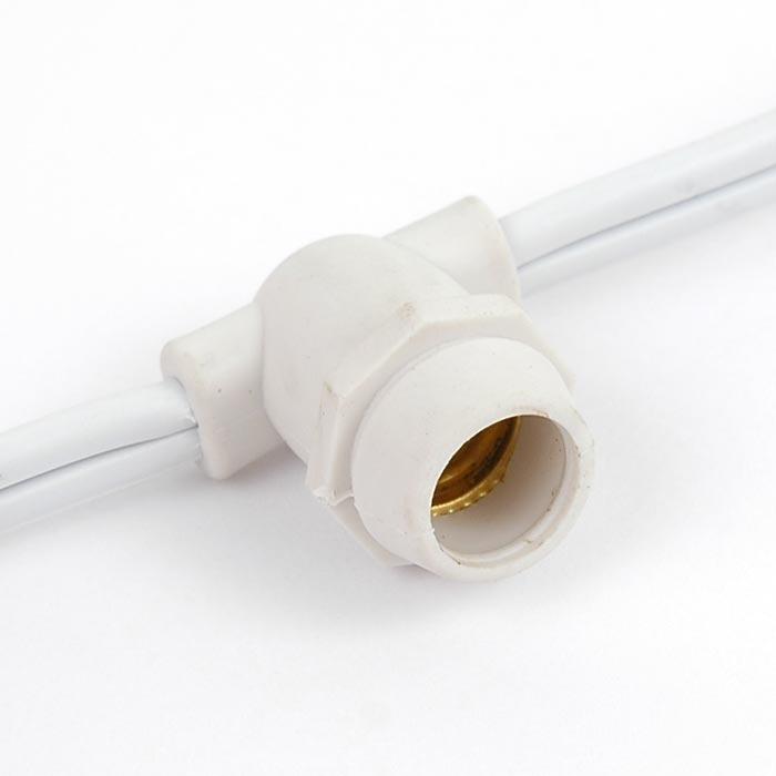 E12 Commercial grade string light