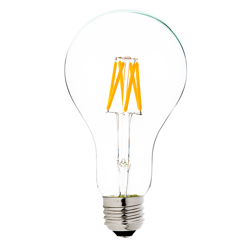 A25 dimmable self-ballasted LED lamps UL