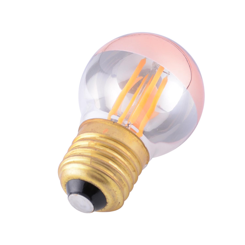 ETL E26 LED G14 Globe Filament light