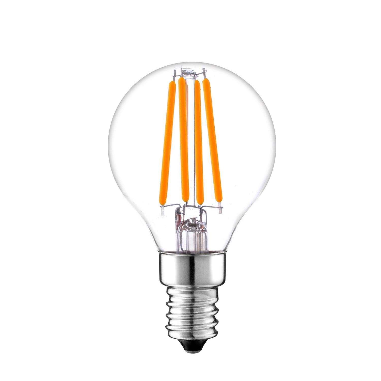 ETL G16.5 Filament LED Globe Bulbs