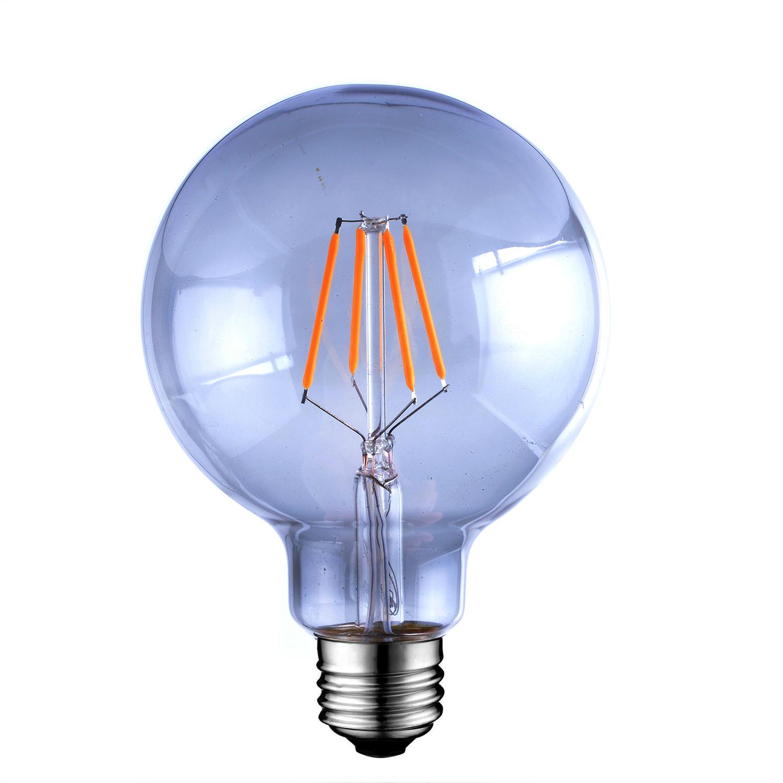 ETL G30 Globe filament led edison bulb