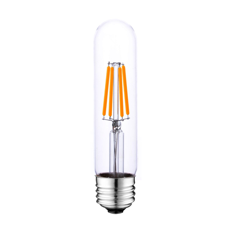 E27 T30X125 LED Tubular Filament bulb