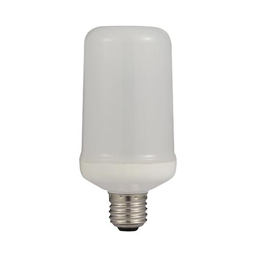 3W 12V Solar LED Flicker Flame Light Bulb
