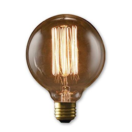 G125 Decorative Edison hipster light bulbs
