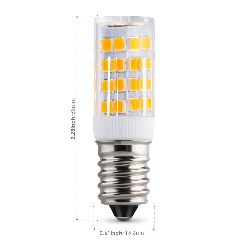3W E12 LED Candelabra Bulb