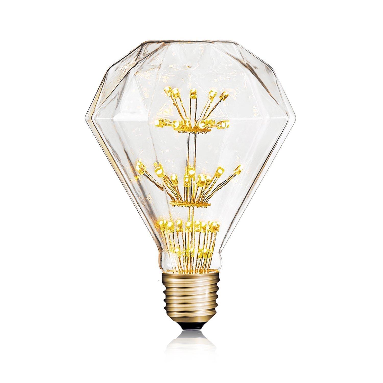 D95 diamond light bulbs