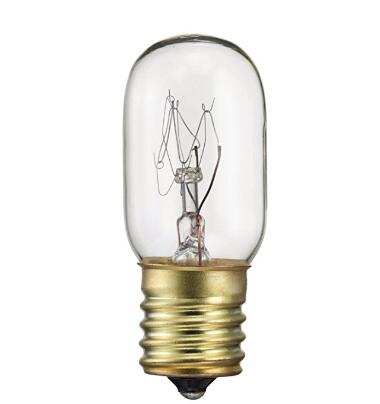120V 15W E17 Stove light bulb
