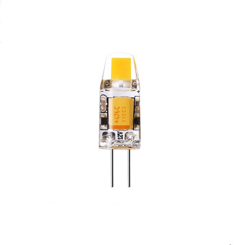 Mini LED 12V G4 1W corn light bulb
