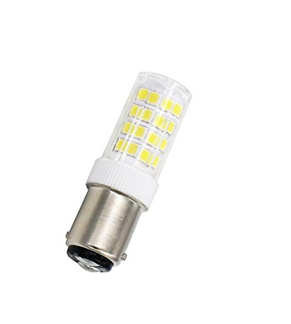 2W BA15D LED Sewing Machine Bulb