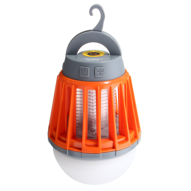 Waterproof USB Charging LED Mosquito Killer Lamp