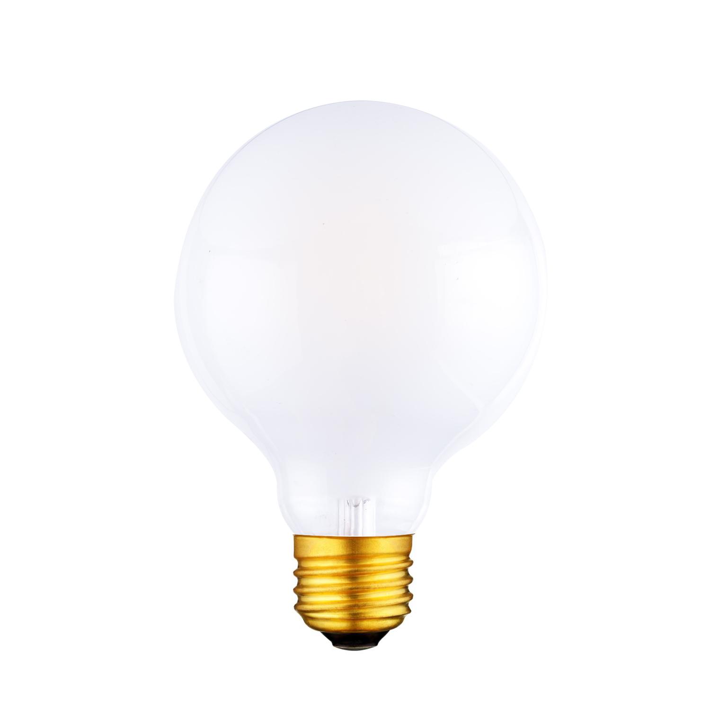 G80 E26 LED vanity light bulbs