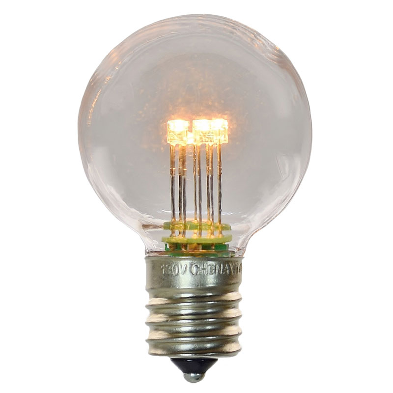 E12 E17 G40 LED globe light bulbs