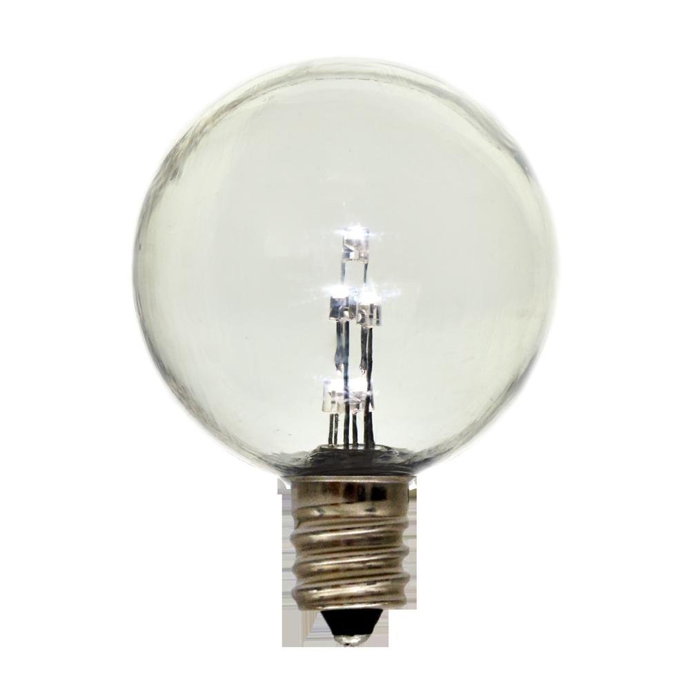 E12 E17 G50 LED GLOBE LIGHT BULBS