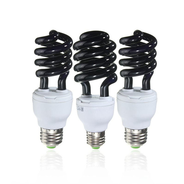 13W UV Lamps black light bulbs