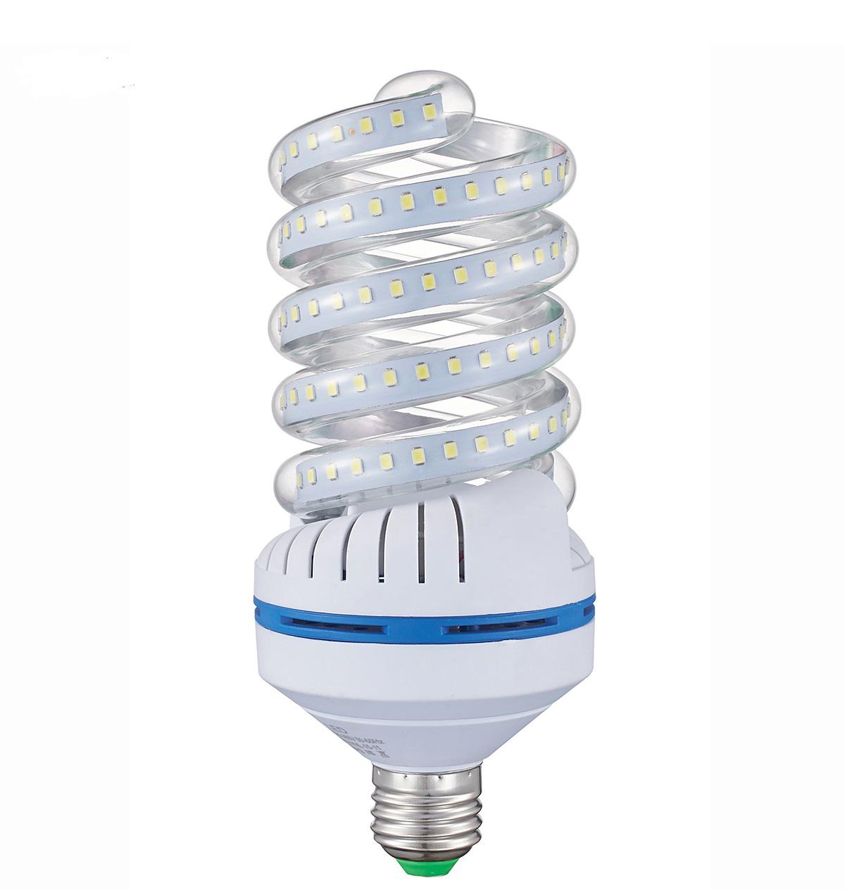 24W SPIRAL LED corn light bulbs