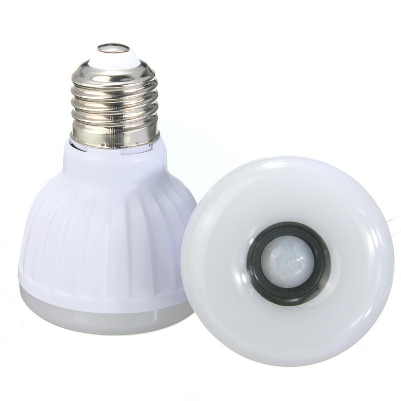 Infrared PIR Motion Sensor LED Lamp