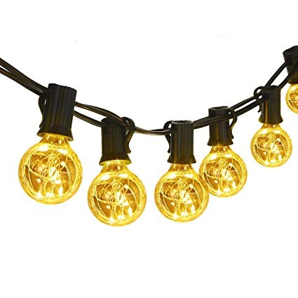 G40 LED globe string light