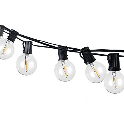 G50 E17 Globe LED string light